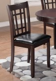 Coaster Lavon Espresso Side Chair Available Online in Dallas Fort Worth Texas