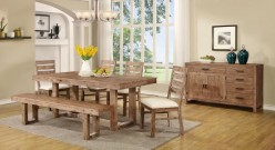 Coaster Elmwood Dining Table Available Online in Dallas Fort Worth Texas