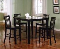 Coaster Ashland 5pc Counter Height Set Available Online in Dallas Fort Worth Texas