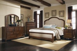 Laughton Queen Upholstered Bed Available Online in Dallas Fort Worth Texas