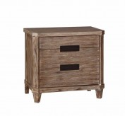 Madeleine Smoky Acacia Night Stand Available Online in Dallas Fort Worth Texas