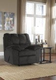 Julson Ebony Recliner Available Online in Dallas Fort Worth Texas