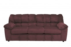 Ashley Julson Burgundy Sofa Available Online in Dallas Fort Worth Texas