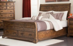 Elk Grove King Platform Storage Bed Available Online in Dallas Fort Worth Texas