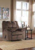 Julson Cocoa Recliner Available Online in Dallas Fort Worth Texas