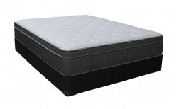 Sleeptronic Ocean Rest EPT Full Mattress & Box Set Available Online in Dallas Fort Worth Texas