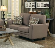 Adair Grey Loveseat Available Online in Dallas Fort Worth Texas