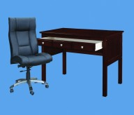 Cappuccino Study Desk Available Online in Dallas Fort Worth Texas