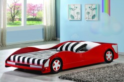 Donco The Red Flash Twin Bed Available Online in Dallas Fort Worth Texas