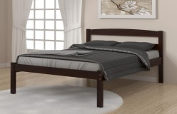 Donco Econo Cappuccino Full Bed Available Online in Dallas Fort Worth Texas