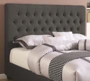 Chloe Queen Charcoal Headboard Available Online in Dallas Fort Worth Texas