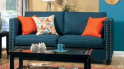 FOA Furniture Of America Palermo Sofa Available Online in Dallas Fort Worth Texas