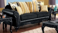 FOA Furniture Of America Thelon Sofa Available Online in Dallas Fort Worth Texas