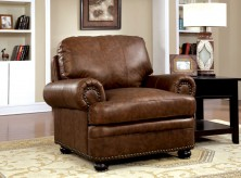 Rheinhardt Leather Chair Available Online in Dallas Fort Worth Texas