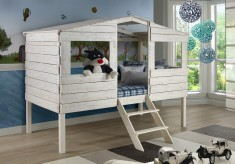 Tree House Twin Loft Bed Available Online in Dallas Texas