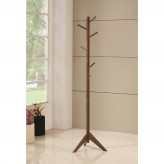 Coaster Beazly Brown Coat Rack Available Online in Dallas Fort Worth Texas