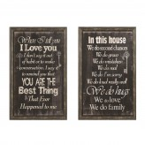 Coaster Cozy Sentiment Wall Art Available Online in Dallas Fort Worth Texas