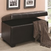 Coaster Accent Storage Ottoman Available Online in Dallas Fort Worth Texas