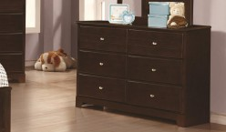 Coaster Ashton Cappuccino Dresser Available Online in Dallas Fort Worth Texas