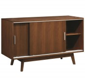 Coaster Malone Dark Walnut Server Available Online in Dallas Fort Worth Texas