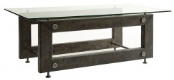 Coaster Knottley Brown Coffee Table Available Online in Dallas Fort Worth Texas