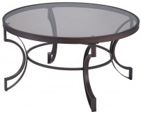 Coaster Fairhaven Bronze Coffee Table Available Online in Dallas Fort Worth Texas