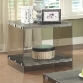 Coaster Salbind Grey End Table Available Online in Dallas Fort Worth Texas