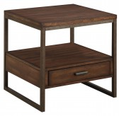 Coaster Sabool Brown End Table Available Online in Dallas Fort Worth Texas