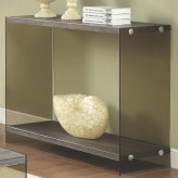 Coaster Salbind Grey Sofa Table Available Online in Dallas Fort Worth Texas