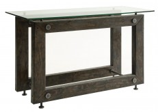 Coaster Knottley Brown Sofa Table Available Online in Dallas Fort Worth Texas