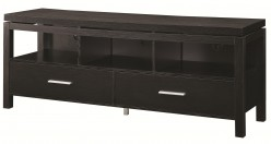 Coaster Salbind Black TV Console Available Online in Dallas Fort Worth Texas