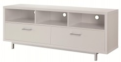 Coaster Salbind White TV Console Available Online in Dallas Fort Worth Texas