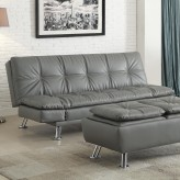 Coaster Dilleston Grey Sofa Bed Available Online in Dallas Fort Worth Texas
