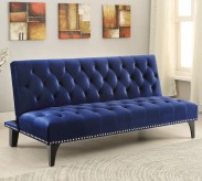 Coaster Dilleston Royal Blue Ve... Available Online in Dallas Fort Worth Texas