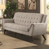 Coaster Baby Natalia Dove Grey Sofa Available Online in Dallas Fort Worth Texas