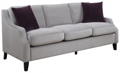 Coaster Isabelle Grey Sofa Available Online in Dallas Fort Worth Texas