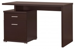 Coaster Tarrick Cappuccino Desk... Available Online in Dallas Fort Worth Texas