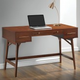 Coaster Desks Walnut Writing Desk Available Online in Dallas Fort Worth Texas