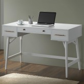 Coaster Desks White Writing Desk Available Online in Dallas Fort Worth Texas