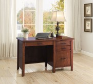 Coaster Red Brown Writing Desk Available Online in Dallas Fort Worth Texas