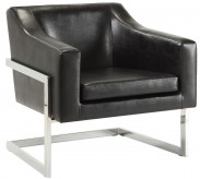 Coaster Basamag Black Accent Chair Available Online in Dallas Fort Worth Texas