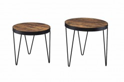 Coaster Accent Tables Cherry Ne... Available Online in Dallas Fort Worth Texas