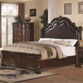 Maddison Queen Low Profile Bed Available Online in Dallas Texas