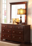 Homelegance Morelle Cherry Dresser Available Online in Dallas Fort Worth Texas