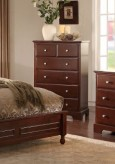 Homelegance Morelle Cherry Chest Available Online in Dallas Fort Worth Texas
