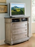 Homelegance Palace White Media Chest Available Online in Dallas Fort Worth Texas