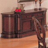 Coaster Tabitha Cherry Buffet Available Online in Dallas Fort Worth Texas