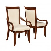 Coaster Alyssa Brown Arm Chair Available Online in Dallas Fort Worth Texas