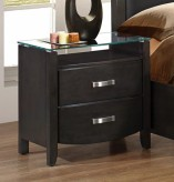 Lyric Brown Night Stand Available Online in Dallas Fort Worth Texas