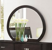 Homelegance Lyric Brown Mirror Available Online in Dallas Fort Worth Texas